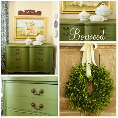 $23.95 Boxwood Milk Paint. 1 quart of paint covers approx 70 sq feet.  Purchase at: http://www.thetreasuredhome.com/miss-mustard-seeds-milk-paint/milk-paint-shop.html#!/~/product/category=3336007=14362852