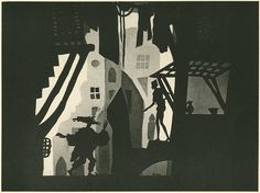 Lotte Reiniger, The Adventures of Prince Achmed (1926)