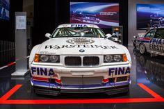 BMW M3 GTR, Baujahr 1993, Fahrer: Johnny Cecotto