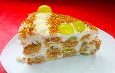 Uvas e receita de torta de limão xadrez de wolkenfee9 | rezeptwiese.de