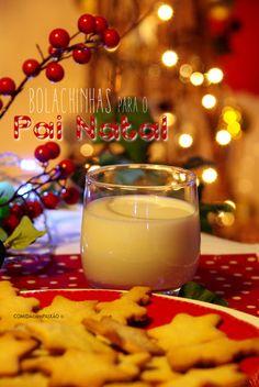 Mimo de Natal | Bolachinhas para o Pai Natal