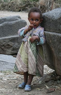 i love ethiopian children! <3