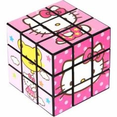 Various Cartoon Disney Kids Toy Cube Puzzles**