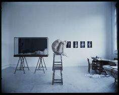 BERLINDE DE BRUYCKERE : SCULPTURES & DRAWINGS 2000-2014, SMAK, GAND | INFERNO