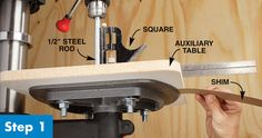 Router lift, Woodworking and Woodworking projects on Pinterest
