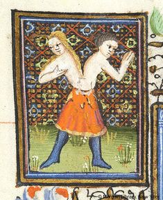 Gemini | Book of Hours | France | ca. 1430 | The Morgan Library & Museum