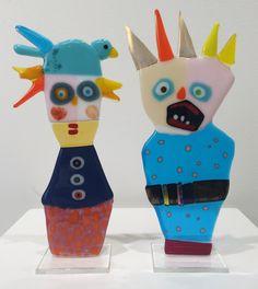 glass figurs