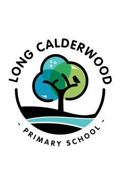 Long Calderwood Primary School Logo Preschool Logo, Education Logo Design, School Badges, Toys Logo, Logo Desing, Tree Logos, Kids Poster, Primary School, Art Logo