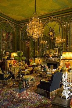 Victorian-style decor