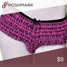 I just added this listing on Poshmark: Playboy Purple Ruffle Panties. #shopmycloset #poshmark #fashion #shopping #style #forsale #Playboy #Other