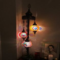 Turkish Lamp - Floor Lamp - Ceiling Lamps - Table Lamps by DervishHandicrafts Hanging Lamp Shade, Hanging Ceiling Lights, Hanging Chandelier, Chandelier Shades, Chandelier Lighting, Ceiling Lamps, Turkish Lanterns, Turkish Lights, Turkish Lamps