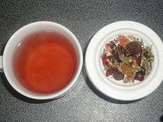 Día 94: #infusión de #cáñamo con fresa y menta de @soloinfusiones.com