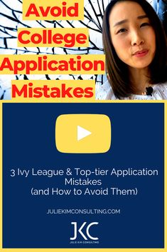 3 Ivy League & Top-tier Application Mistakes (and How to Avoid Them) Common App Essay, Choosing A Major, College Application, College Admission, Ivy League, Stressed Out, Mistakes, High School, Students