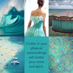 Words to Live by! Inspirierender Text, Turquoise Cottage, Paint Color Schemes, Mood Colors, Beautiful Collage, Mint, Colour Board, My Favorite Color, Shades Of Blue