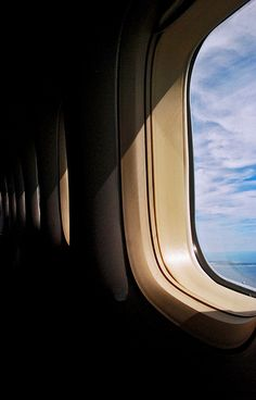 window seat and inflight pic foto aaron vintage