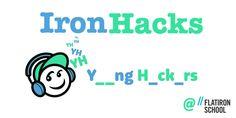 #LeanGap thoroughly enjoyed sponsoring #IronHacks! #youngHackers #startups