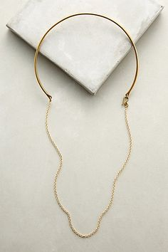 Draped Collar Necklace - by Soko - anthropologie