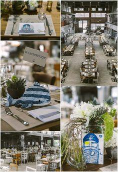 Coastal Wedding Centerpieces, Table Decorations, Marcel, Home Decor, Party, Wedding Bride, Sailor Wedding, Nautical Wedding, North Sea