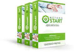 Método Start - Negócio online com grandes resultados (com Tutoria) O Método Start é uma técnica desenvolvida pelo Problogger e empreendedor digital Gustavo Freitas para criar negócios online de sucesso em série, baseados em blogs, e-mail marketing e infoprodutos. Acesse clique na imagem.