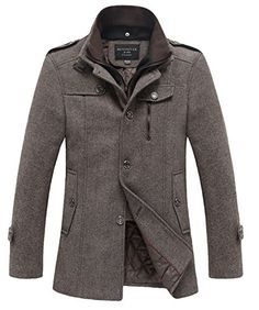 Match Mens Wool Winter Coat Slim Fit Pea Coat(Label size Medium(US X-Small),Coffee-Thick) Match http://www.amazon.com/dp/B00GZGLLYM/ref=cm_sw_r_pi_dp_mXDiub0R0PHHR