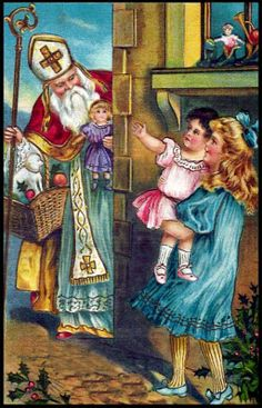 Saint Nicholas Day                                                                                                                                                                                 More