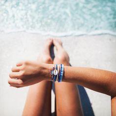 Ocean Blues   Pura Vida Bracelets
