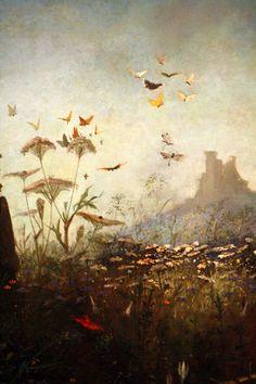 Gustave Doré - Summer [detail]