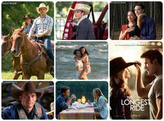 Hanging Out On Set of The Longest Ride + Cast Interviews