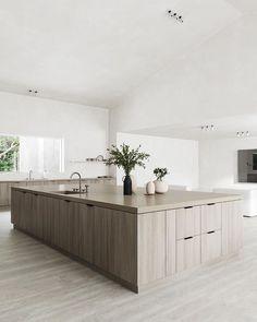 Home Decor Kitchen .Home Decor Kitchen Interior Design Minimalist, Home Interior Design, Interior Plants, Minimalist Architecture, Modern Decor, Modern Scandinavian Interior, Architecture Interiors, Scandinavian Kitchen, Rustic Modern