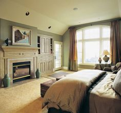 Plan 2425  - The Stolon  | Master Bedroom
