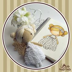 ma+petite+bride+poupee+II.jpg (591×591)