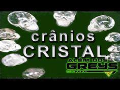 O misterioso Crânio de Cristal pode ser um artefato extraterrestre que guarda o segredo do universo. | Alem dos greys