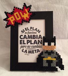 #hama #picture #cuadro #batman
