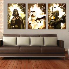 Are you looking for Star Wars Home Canvas Art? We have sorted out the best Star Wars gifts in the universe so that you don't need to go to galaxy far far away. Check our top picks now. Star Wars Room, Star Wars Decor, Star Wars Art, Star Wars 1313, Star Wars Kids, Star Wars Poster, Tree Wall Art, Wall Art Designs, Cool Art