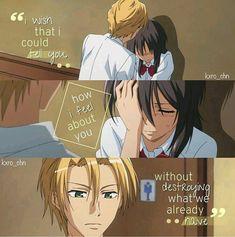 Usui and misaki Sad Anime Quotes, Manga Quotes, Maid Sama Manga, Anime Maid, Funny Relationship Memes, Usui, New Memes, Funny Memes, Funny Quotes