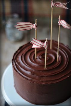Chocolate carrot cake by Food and Cook by Trotamundos Cupcakes, Cupcake Cakes, Sweet Recipes, Cake Recipes, Dessert Recipes, Chocolate Carrot Cake, Chocolate Swirl, Chocolate Frosting, Just Desserts