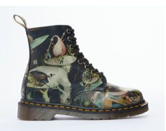 "Dr Martens ""Garden of Earthly Delights"