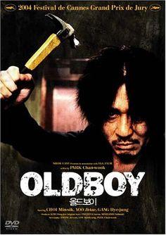 Old Boy. Freakin badass revenge film
