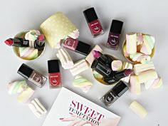 Sweet Temptation Collection - TNS Cosmetics