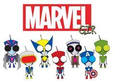 GIR...Marvel series
