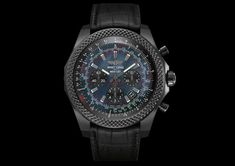Breitling-for-Bentley-B06 Midnight Carbon