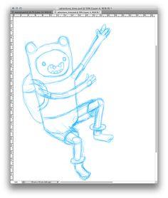 Create a Adventure Time Scene in Illustrator   Abduzeedo   Graphic Design Inspiration and Photoshop Tutorials