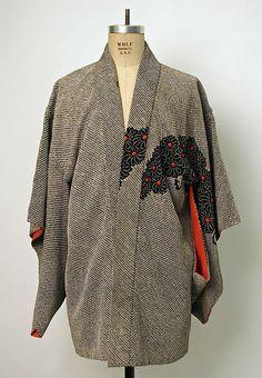 Kimono  Date: early 1970s Culture: Japanese Medium: silk