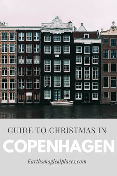 Guide to visiting Copenhagen at Christmas! Copenhagen in Winter is magical, from the christas marekt to tivoli gardens, the holidays in denmark are amazing, so click to learn more! | copenhagen christmas Nyhaven | Copenhagen winter travel |Thins to do in copenhagen winter European Travel Tips, Travel Tips For Europe, European Destination, Best Places To Travel, Cool Places To Visit, Travel Destinations, Travel Abroad, Holiday Destinations, Time Travel