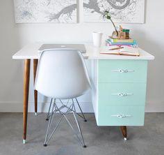 Restored Vintage Desk