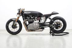 Triumph Salt Racer Motorcycle