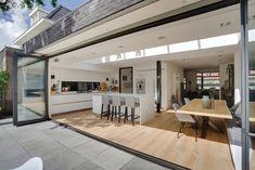Het Ontwerphuis   #keuken #kitchen #wit #white #uitbouw #extension