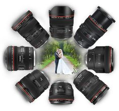 B Wedding Guide: Canon L-Series Lenses | BH inDepth