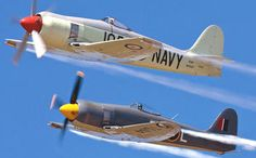 Old air craft fighters