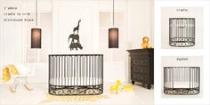 View baby boy furniture collections that will take your breath away. Boys Furniture, Nursery Furniture, Baby Crib Bedding, Baby Cribs, Best Changing Table, Black Crib, Safari Nursery, Nursery Room